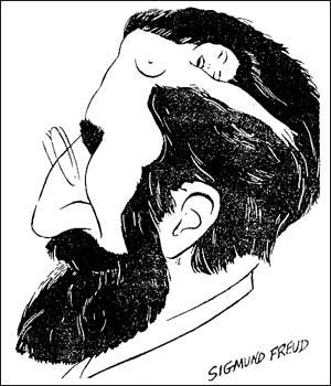 Der Sex im Kopf des Mannes